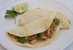 Pulled Pork Barbacoa like Cafe' Rio